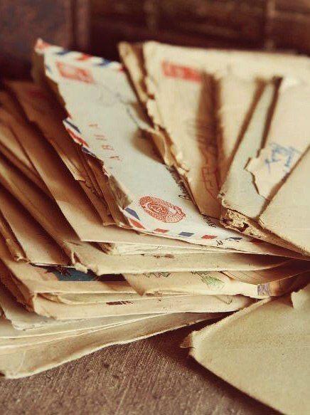 Những dòng thư tay