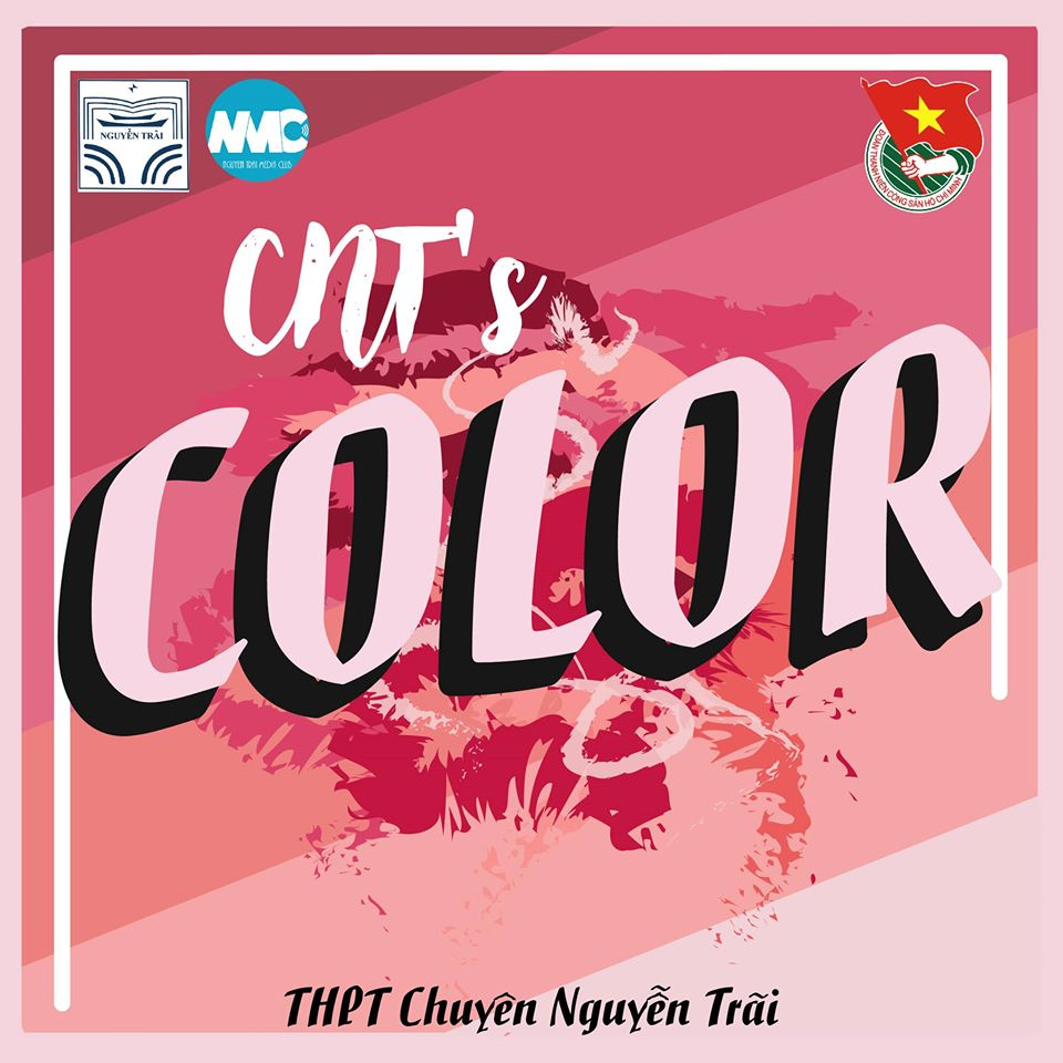 Throwback 26/3/2018 - CNT's COLOR