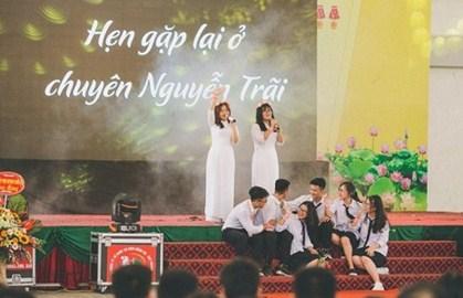 [BDT 01] Chuyên Nguyễn Trãi – vùng đất thần thoại của những đứa trẻ mới lớn