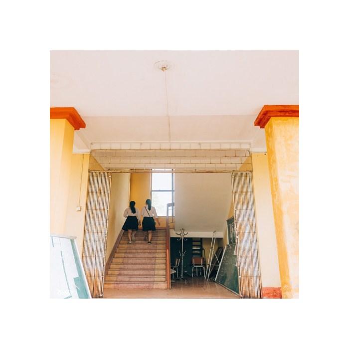 [BDT 39] Cửa và bậc thang